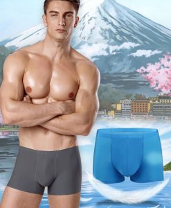 quần lót nhật bản vải lụa